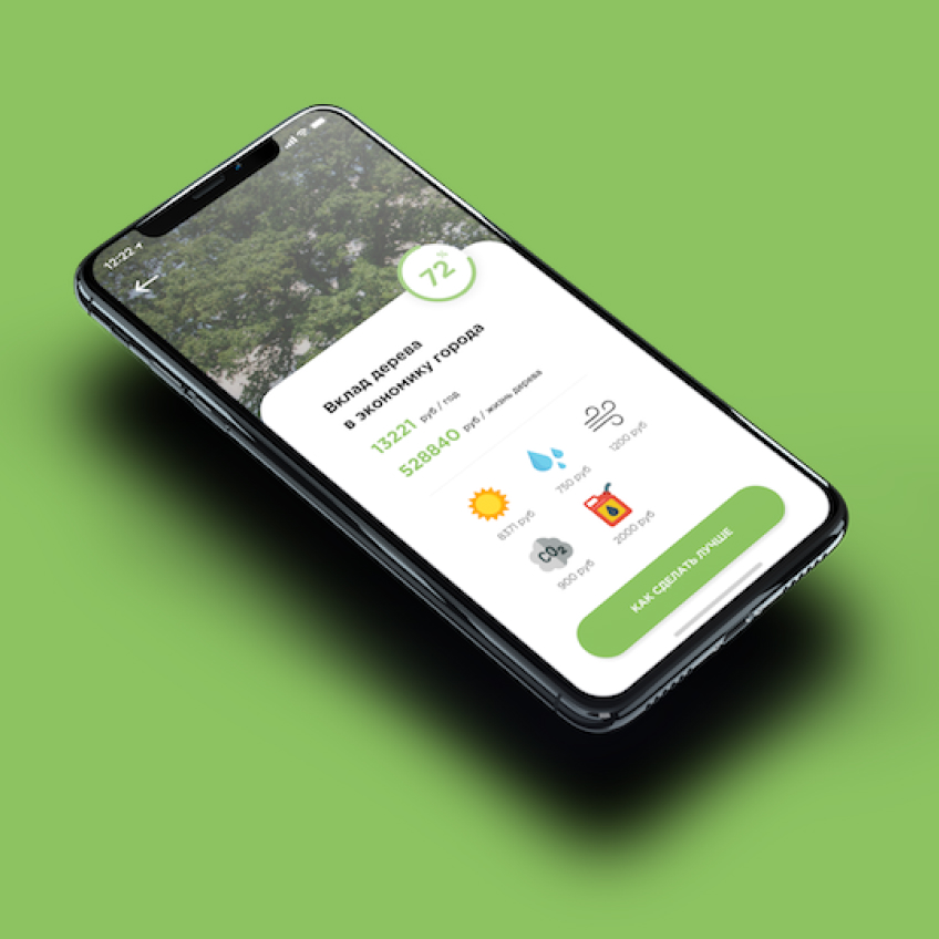 Safe The Tree App
